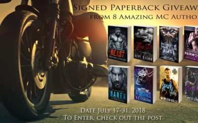 Sizzling Summer MC Author Giveway